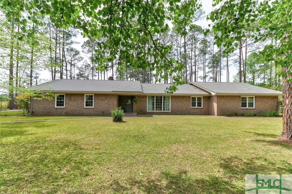 1575 Harveytown, Pembroke, GA, 31321, Pembroke Home For Sale
