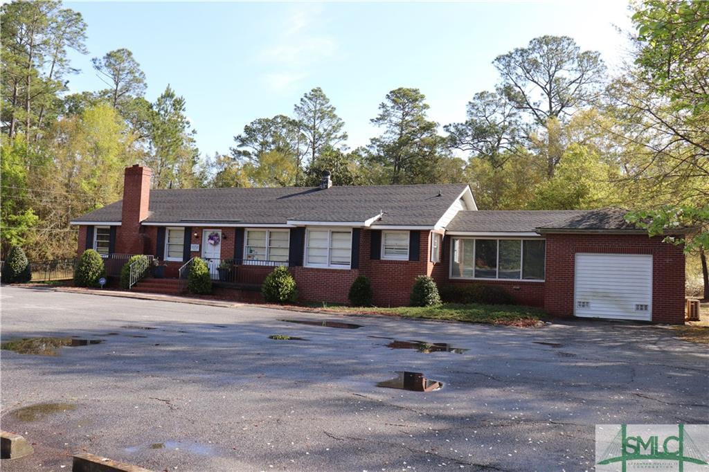 1102 N. Columbia Ave. (Hwy. 21), Rincon, GA, 31326, Rincon Home For Sale