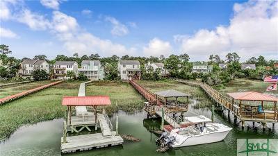 Savannah Single Family Home For Sale: 121 Picket Row