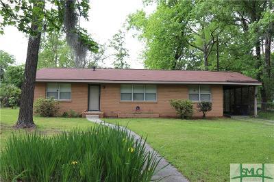 Single Family Home For Sale: 701 Bonnybridge Road