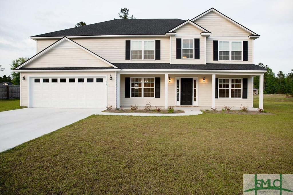 119 Long Way, Ludowici, GA, 31316, Ludowici Home For Sale