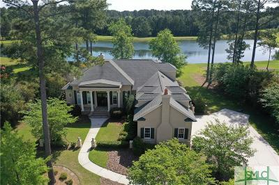 Pooler Single Family Home For Sale: 106 Grand View Drive