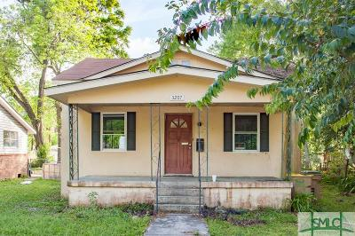 Single Family Home For Sale: 3207 Bannon Drive