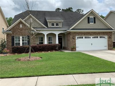 Pooler Single Family Home For Sale: 153 Tahoe Drive