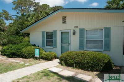 Tybee Island Single Family Home For Sale: 408 Tybrisa Avenue