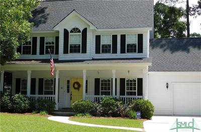Savannah Single Family Home For Sale: 6 Bridle Lane