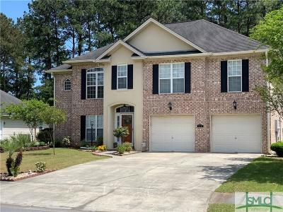 Pooler GA Single Family Home Active Contingent: $250,000