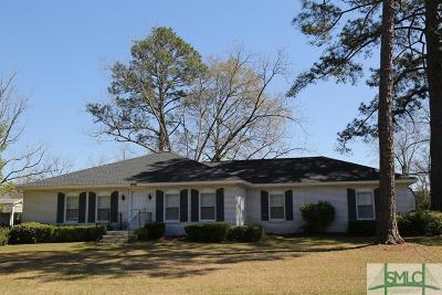 Single Family Home For Sale: 902 Clyde Boulevard