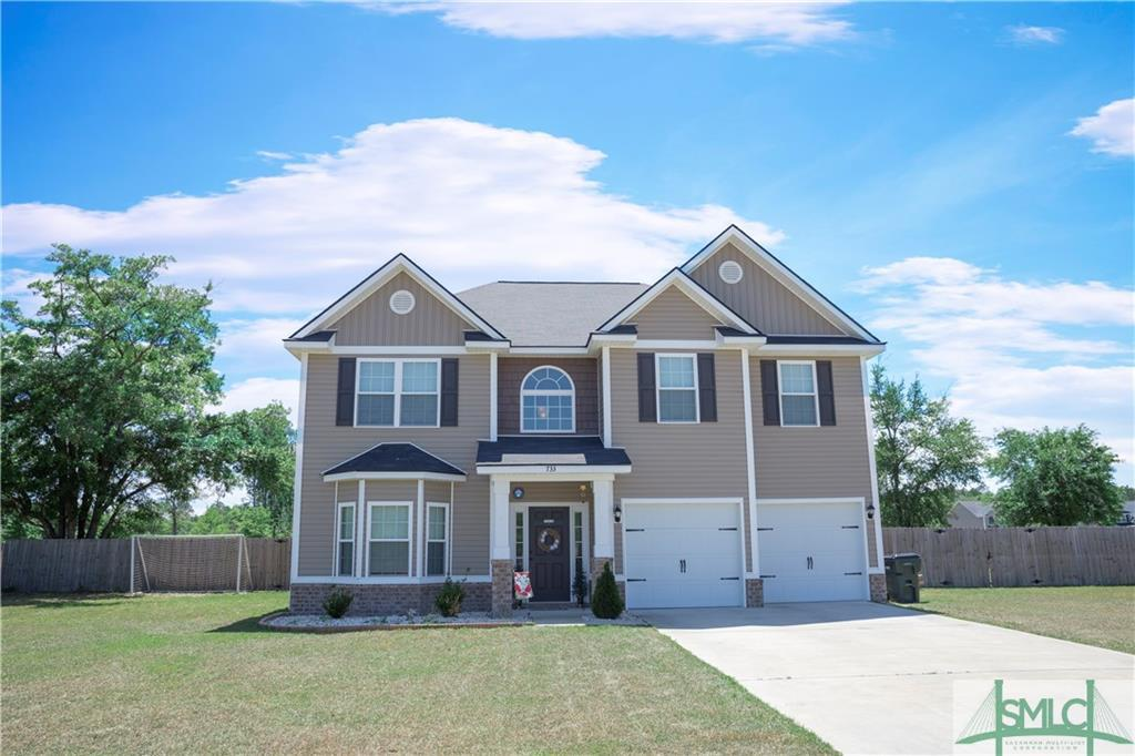 733 Mustang, Ludowici, GA, 31316, Ludowici Home For Sale
