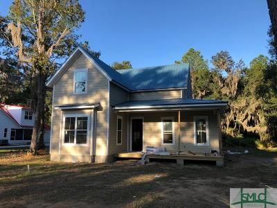 Midway Single Family Home For Sale: 202 Goodman Drive