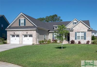 Pooler Single Family Home For Sale: 237 Tahoe Drive