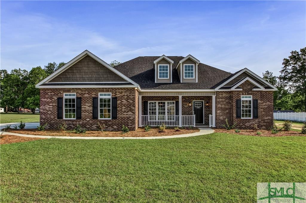 238 Sara Beth, Brooklet, GA, 30415, Brooklet Home For Sale