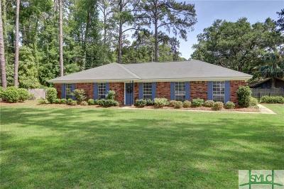 Savannah Single Family Home For Sale: 42 Falligant Avenue