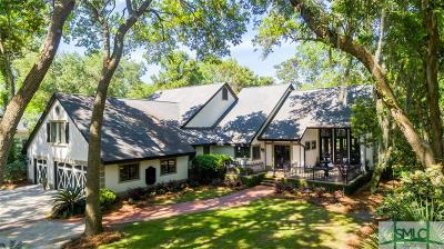 Savannah GA Single Family Home For Sale: $749,000