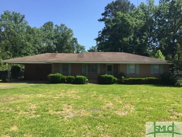 212 US Highway 80, Bloomingdale, GA, 31302, Bloomingdale Home For Sale