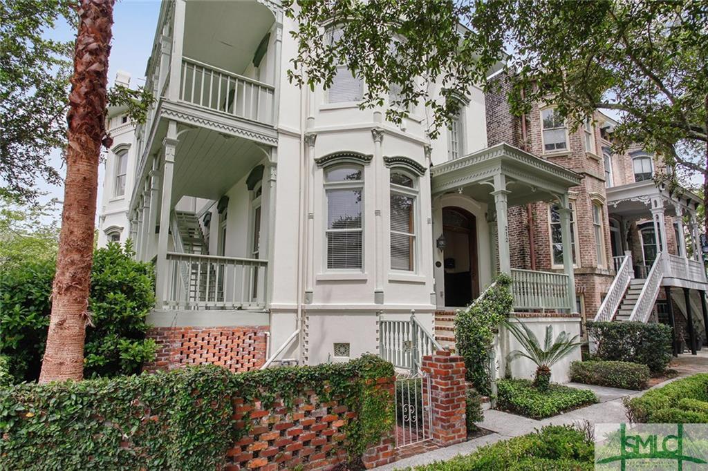 212 Hall, Savannah, GA, 31401, Historic Savannah Home For Sale