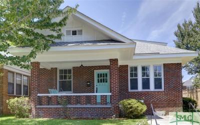 Savannah Single Family Home For Sale: 330 E 51st Street