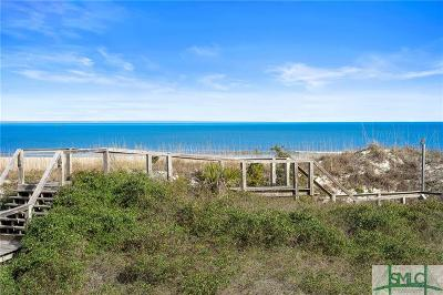 Tybee Island GA Single Family Home For Sale: $1,297,000