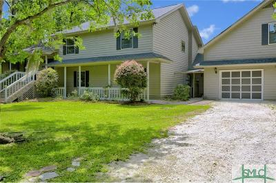 Single Family Home For Sale: 374 Mill Run Road