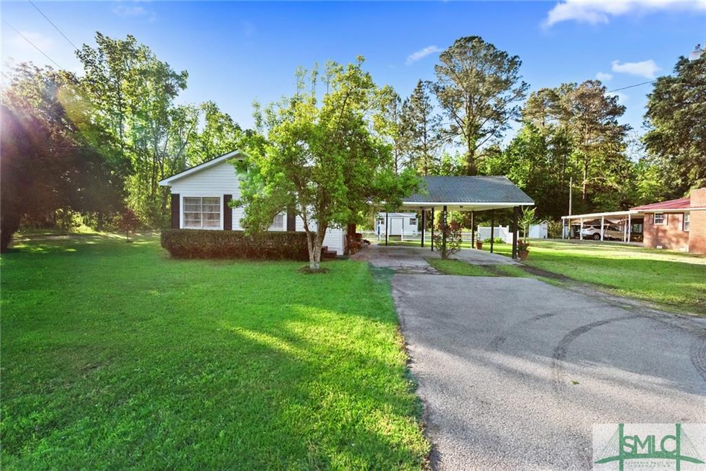 5817 Leroy Coffer, Fleming , GA, 31309, Fleming  Home For Sale