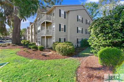Savannah GA Condo/Townhouse For Sale: $115,000