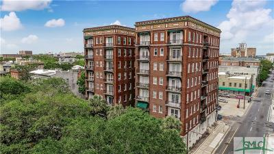 Savannah Condo/Townhouse For Sale: 24 E Liberty Street #73/83