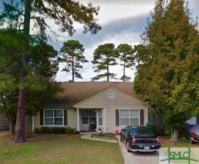 Savannah Single Family Home For Sale: 410 Mapmaker Lane