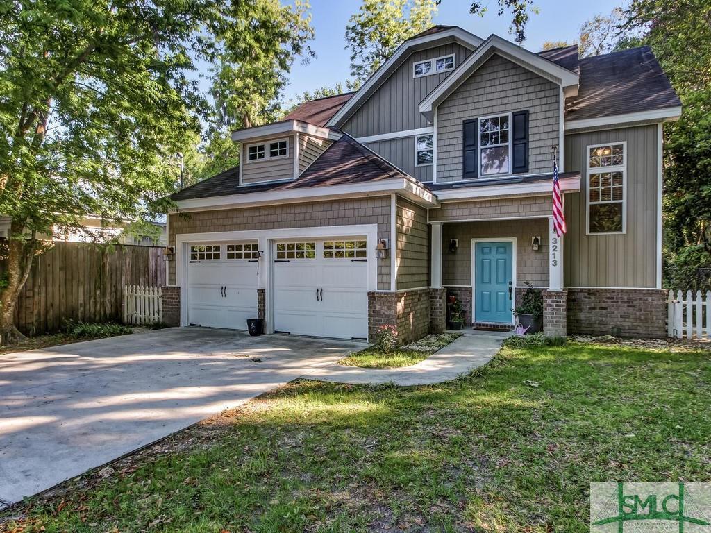 3213 Russell, Thunderbolt, GA, 31404, Thunderbolt Home For Sale