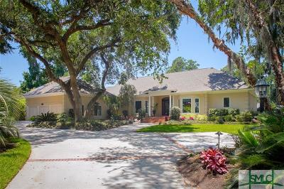 Savannah Single Family Home For Sale: 6 Greatcoat Lane
