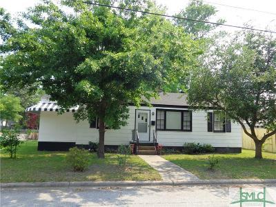 Single Family Home For Sale: 2029 Florida Avenue