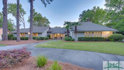 Savannah Single Family Home Active Contingent: 401 Lee Boulevard