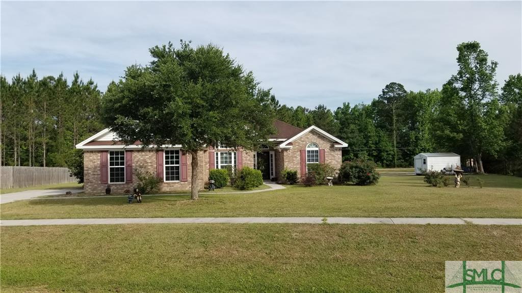 420 Creekside, Ellabell, GA, 31308, Ellabell Home For Sale