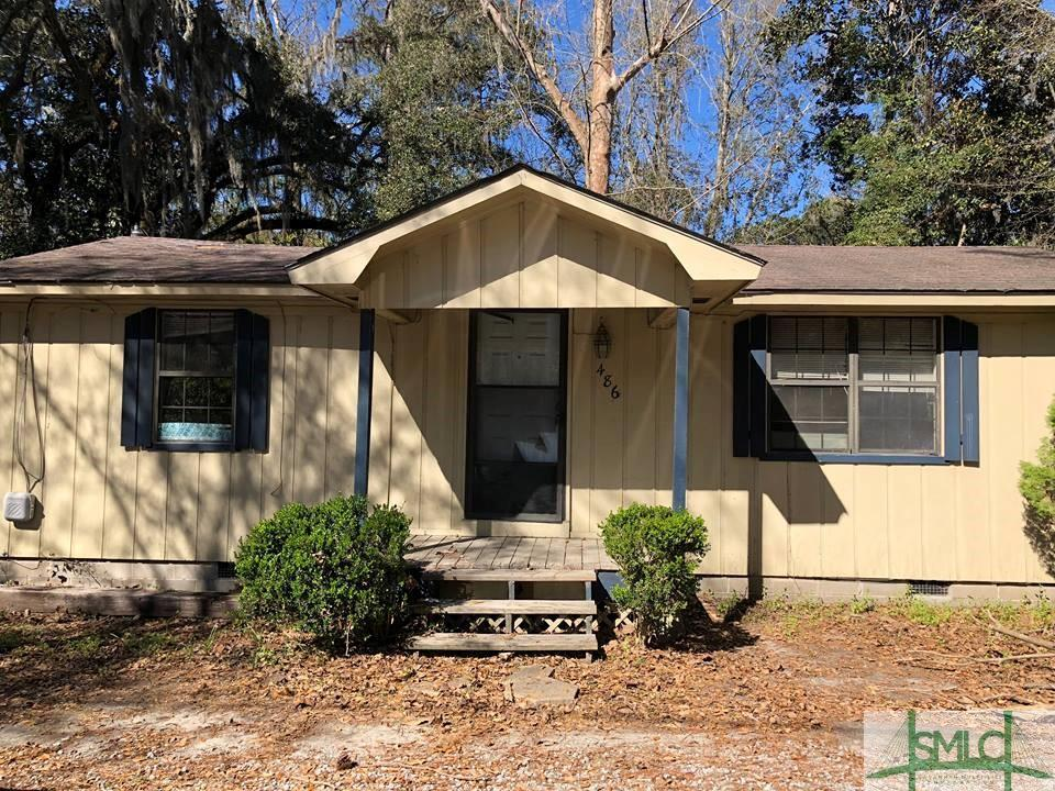 486 Talmadge, Allenhurst, GA, 31301, Allenhurst Home For Sale