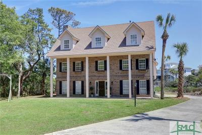 Savannah Single Family Home For Sale: 111 Brevard Court