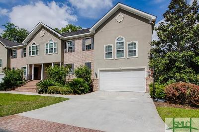 Savannah Condo/Townhouse For Sale: 11 Dockside Drive