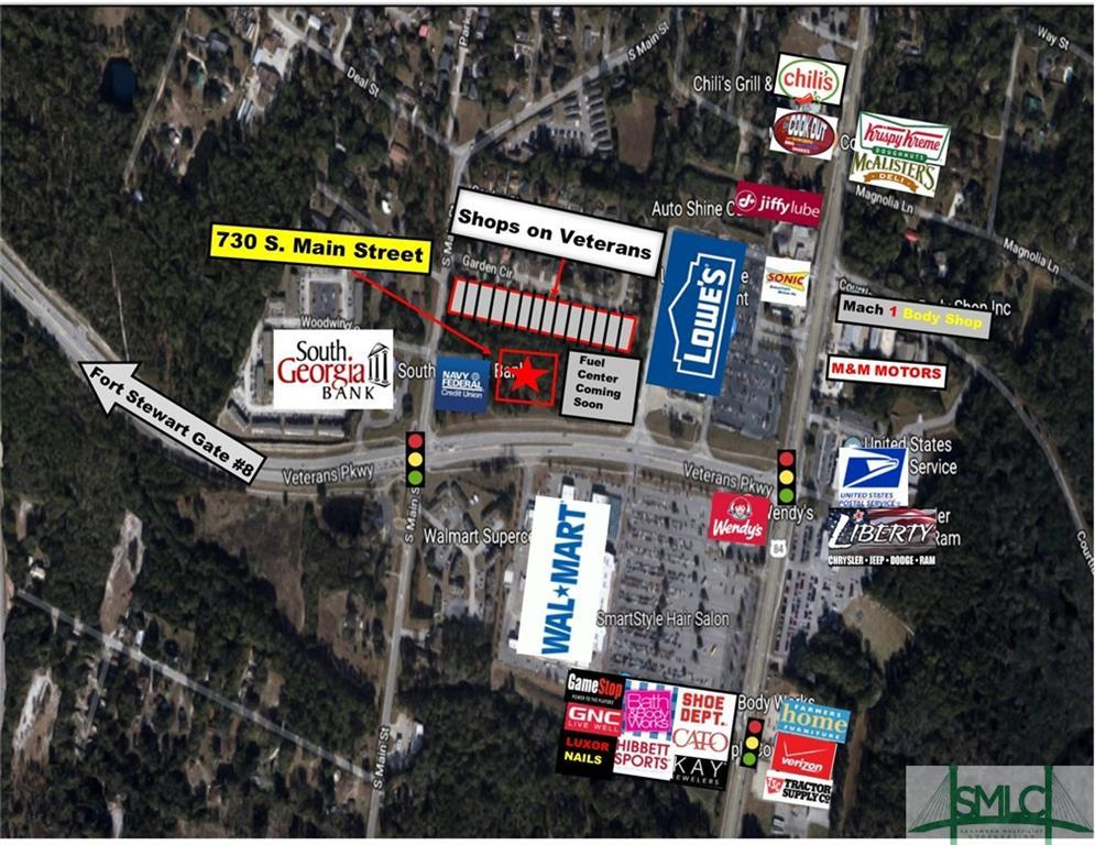 730 Main, Hinesville, GA, 31313, Hinesville Home For Sale