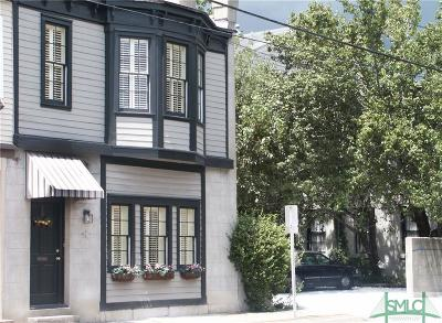 Savannah Condo/Townhouse For Sale: 507 Price Street