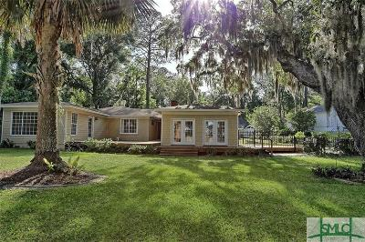 Savannah Single Family Home For Sale: 152 Rendant Avenue