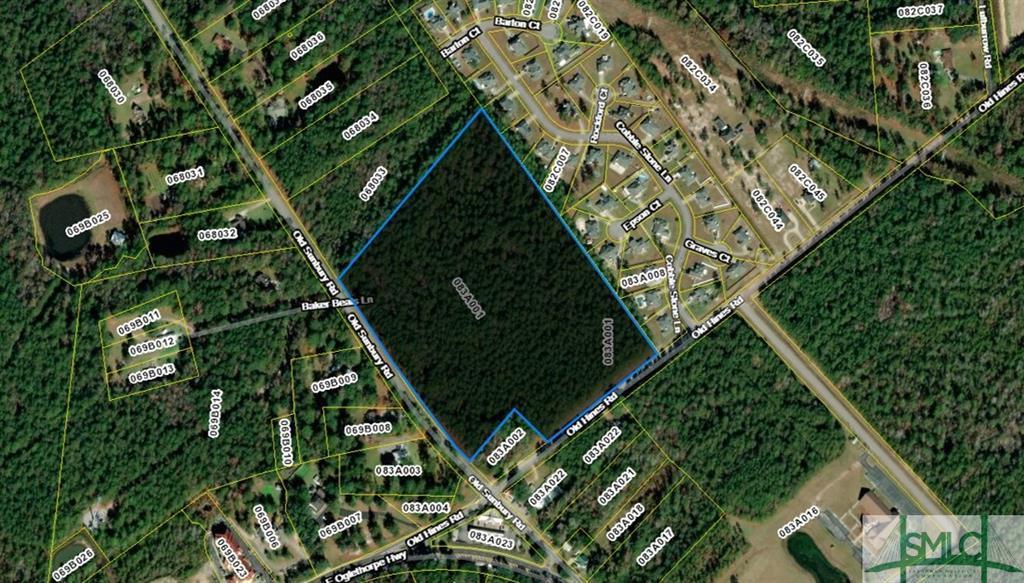 23.83 Old Sunbury, Flemington, GA, 31313, Flemington Home For Sale