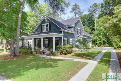 Richmond Hill Single Family Home For Sale: 370 Ridgewood Park Drive N