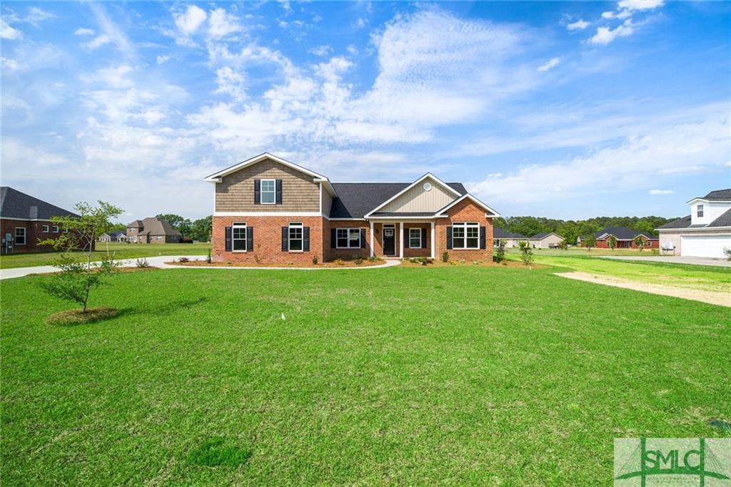 317 Malina, Brooklet, GA, 30415, Brooklet Home For Sale