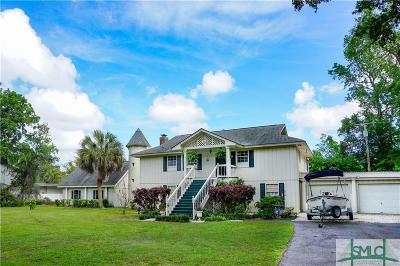 Savannah Single Family Home For Sale: 109 Nilsson Drive