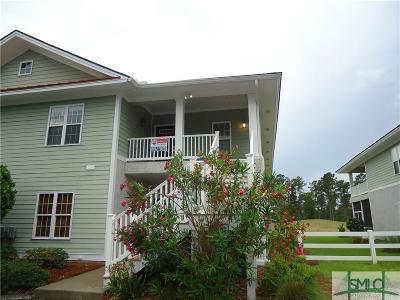 Townsend Condo/Townhouse For Sale: 7272 Shellman Bluff Road NE #18