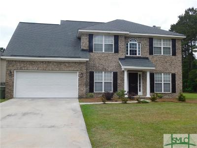 Pooler Single Family Home For Sale: 447 Copper Creek Circle