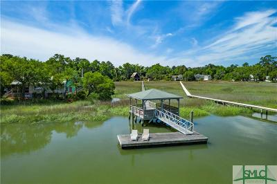 Savannah Single Family Home For Sale: 201 Penrose Drive