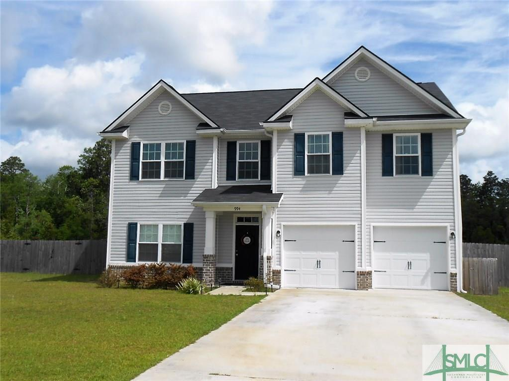 994 Mustang, Ludowici, GA, 31316, Ludowici Home For Sale