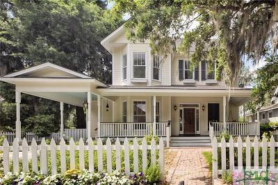 Single Family Home For Sale: 105 John Wesley Way