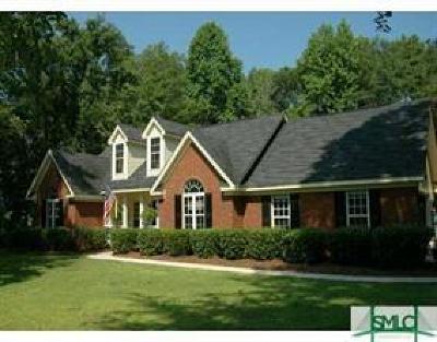 Richmond Hill Single Family Home For Sale: 126 Churchill Court
