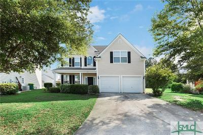 Pooler Single Family Home For Sale: 103 Cobblers Court