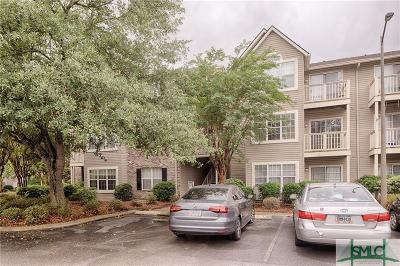 Savannah Condo/Townhouse For Sale: 12300 Apache Avenue #312
